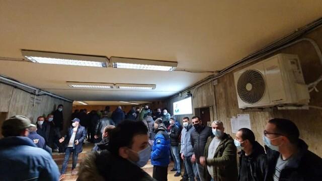 Protest metrou - 5