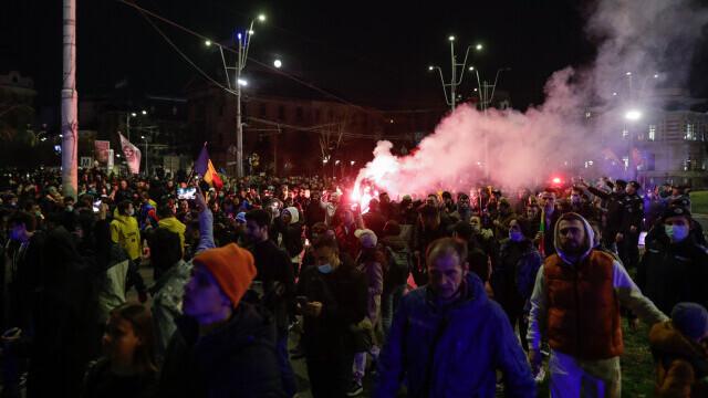 Sancțiunile după protestele din țară. \