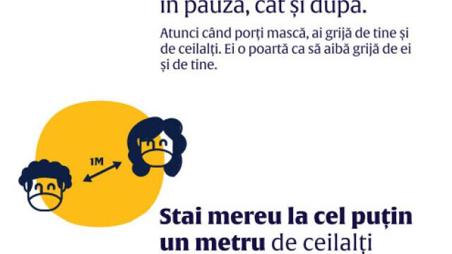 Cum arată ghidul de prevenire a Sars-Cov-2 destinat elevilor din România. GALERIE FOTO - 6
