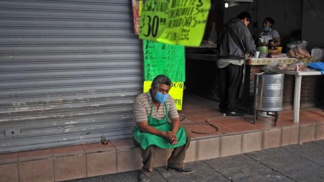 Gripa porcina, Mexic