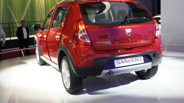 Sandero Stepway, primul crossover de la Dacia! Vezi aici IMAGINI! - Imaginea 4