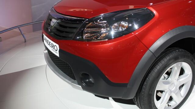 Sandero Stepway, primul crossover de la Dacia! Vezi aici IMAGINI! - Imaginea 6