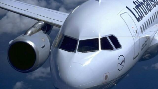 14 raniti dupa ce un avion Lufthansa a intrat intr-o zona de turbulente!