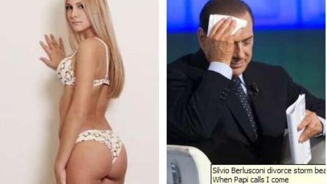 Berlusconi e darnic cu femeile. A facut cadouri de 34 de mil. euro in 2010