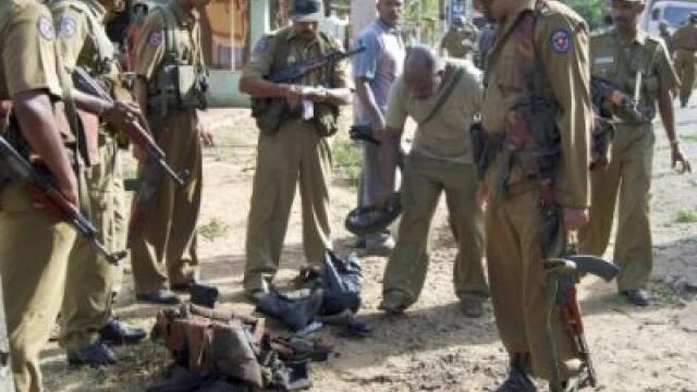 Dupa 37 de ani de conflicte, separatistii tamili din Sri Lanka, infranti!