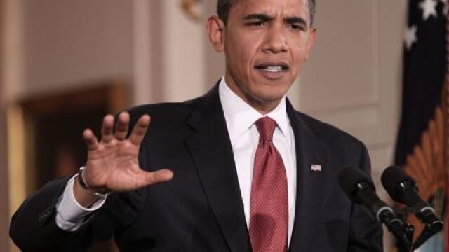 Barack Obama, blamat la Universitatea \