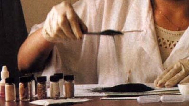 Cocaina neagra, fara miros si aproape imposibil de identificat!