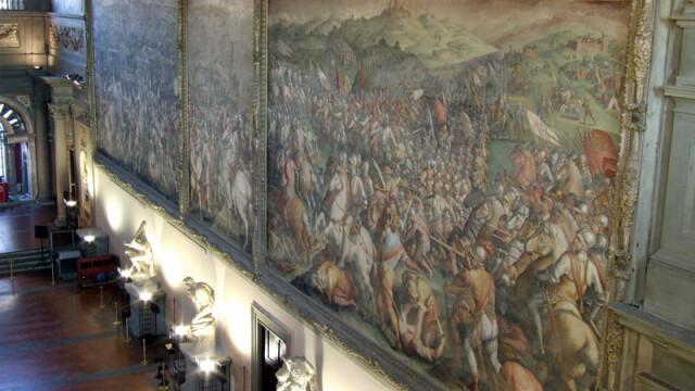Palazzo Vecchio Florenta