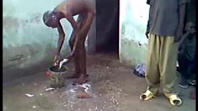 Imagini tulburatoare! Ororile inchisorilor din Zimbabwe - Imaginea 1