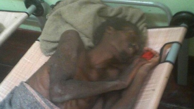 Imagini tulburatoare! Ororile inchisorilor din Zimbabwe - Imaginea 7