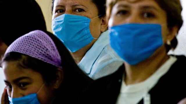Alt caz suspect de gripa noua, de data aceasta la Cluj