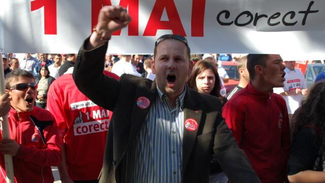 Capul lui Boc vrem! Proteste PSD in toata tara!