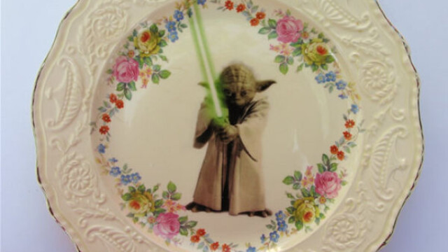 farfurie Star Wars