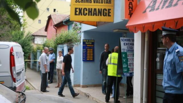 Jaf la o casa de schimb valutar