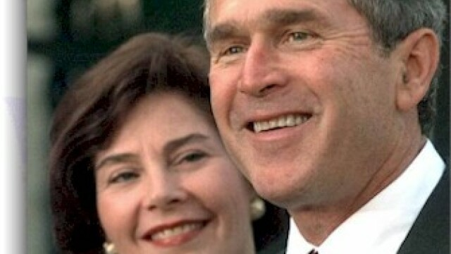 Laura Bush, George W.Bush