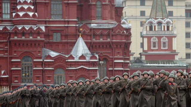 Parada din Rusia