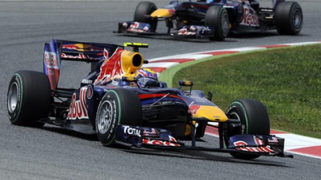 Formula 1: Max Weber castiga Marele Premiu al Spaniei!