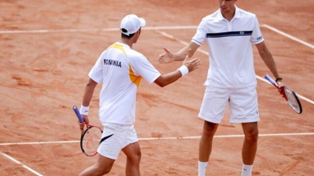 Romania-Ecuador in barajul pentru Cupa Davis