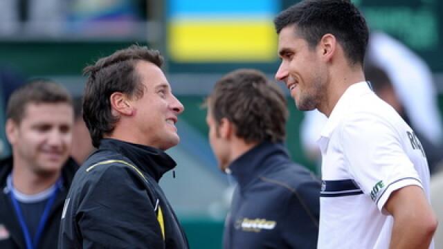 Am batut Ucraina! Jucam pentru Grupa Mondiala a Cupei Davis! - Imaginea 4