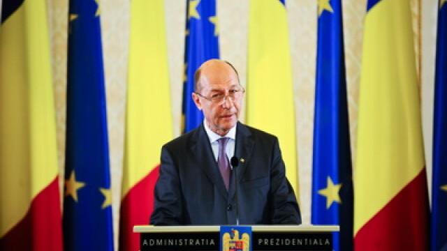 Basescu: Reducerea pensiilor trebuie mentinuta pana la sfarsitul anului