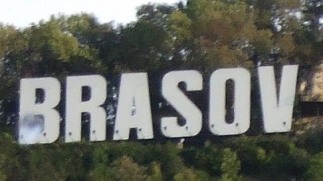 Brasov, litere Tampa