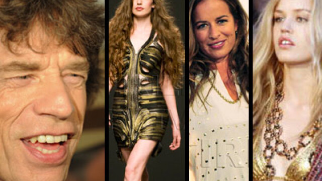 Georgia, fata cea mai mica a lui Mick Jagger este sexy si rebela! - Imaginea 4