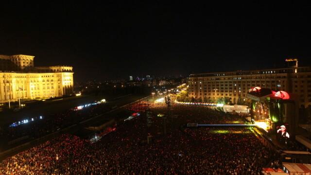 MEGA-concert! AC/DC a electrizat duminica seara Bucurestiul - Imaginea 6