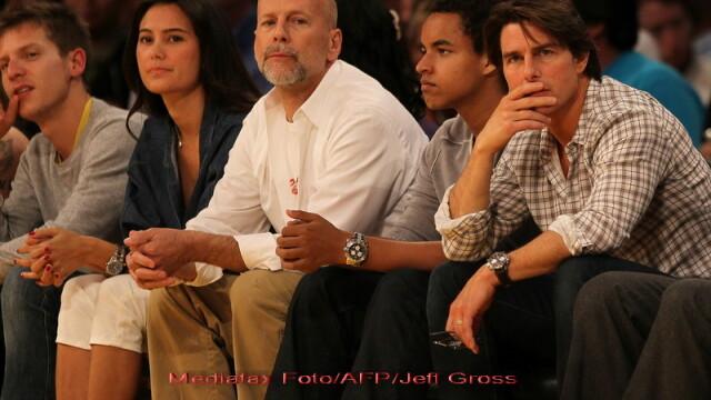 Tom Cruise, Connor Criuse, Bruce Willis