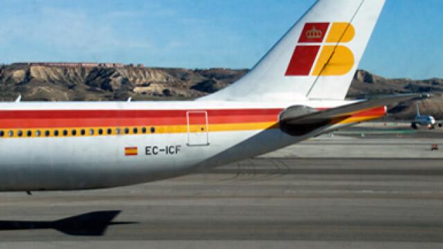 MAE: 40% din zborurile IBERIA de miercuri au fost anulate. Ce faci daca ai bilet spre Spania