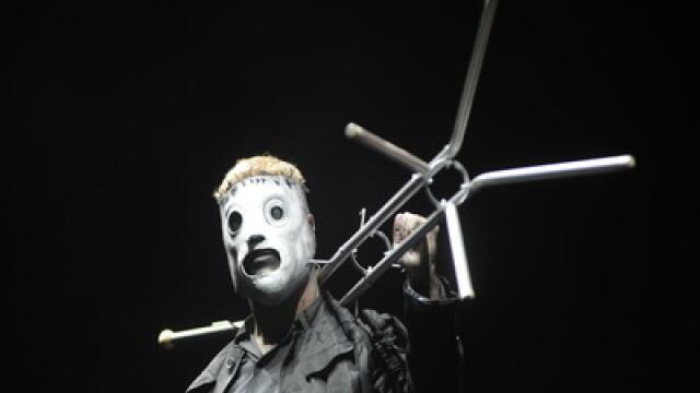 A murit basistul trupei de rock-metal Slipknot - Imaginea 1