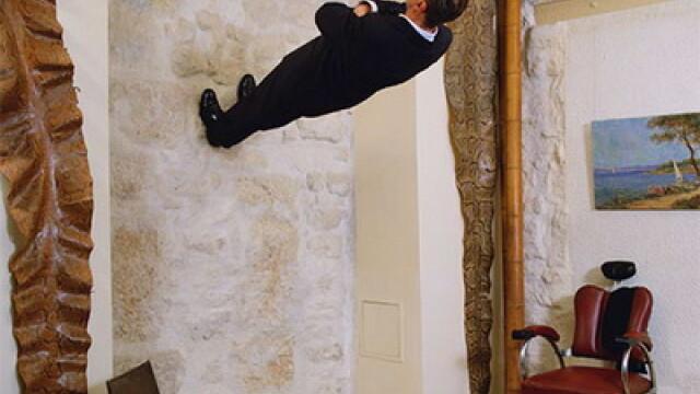 Photoshop? Artistul care sfideaza gravitatia. Fara trucuri, spune el - Imaginea 5