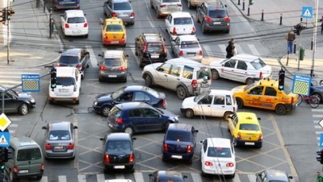 Violenta in trafic, la ordinea zilei: s-a intamplat din nou, in Bucuresti!