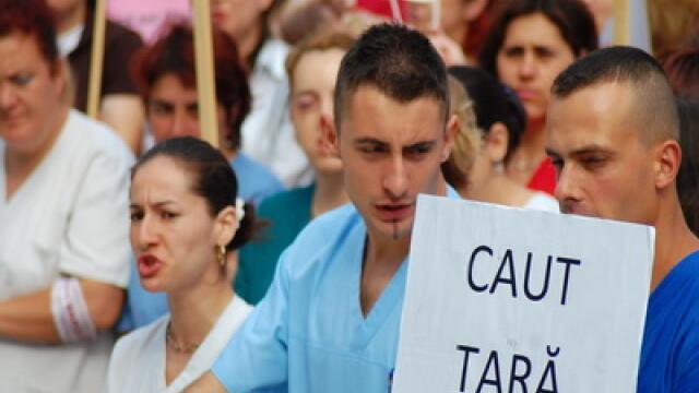 Constanta: studentii la medicina vor fi opriti sa mai intre in spital
