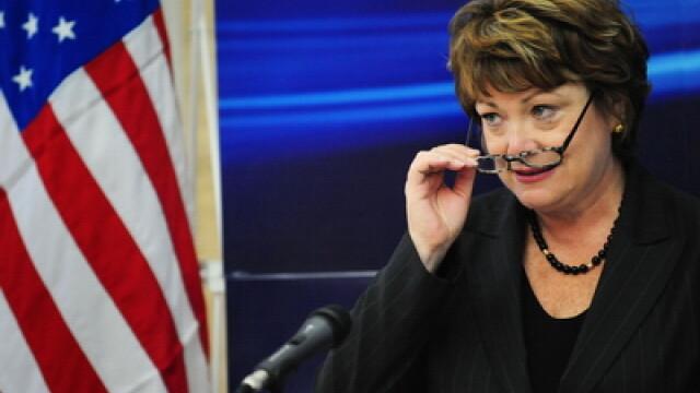 Oficialul SUA, Ellen Tauscher: \