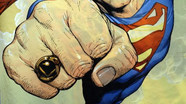 Superman l-a facut bogat. Revista de 175.000 de dolari din peretele casei de 10.000 de dolari