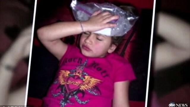 Soc in SUA. O fetita de 8 ani, injectata cu botox pentru un concurs. FOTO - Imaginea 4