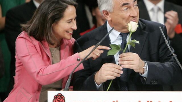 Viata fabuloasa a lui Dominique Strauss-Kahn, inainte de a fi arestat - Imaginea 3