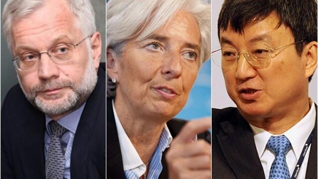 Candidatii la sefia FMI