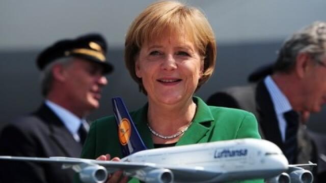 Incident diplomatic aerian. Iranul nu i-a dat voie cancelarului Angela Merkel sa survoleze tara - Imaginea 1