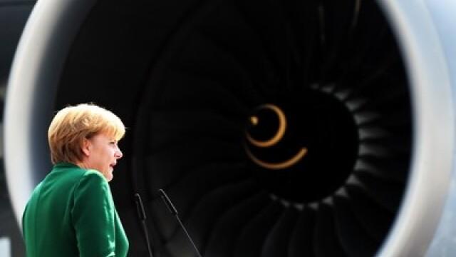 Incident diplomatic aerian. Iranul nu i-a dat voie cancelarului Angela Merkel sa survoleze tara - Imaginea 2