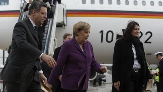 Incident diplomatic aerian. Iranul nu i-a dat voie cancelarului Angela Merkel sa survoleze tara - Imaginea 3