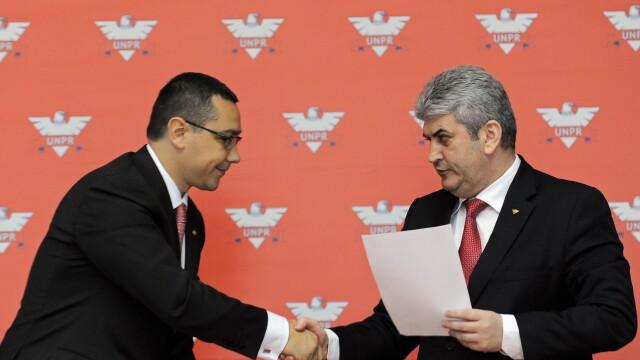 Oprea ii raspunde lui Ponta: UNPR va continua sa fie aliat loial al PSD