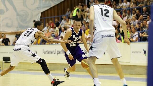 BC Timisoara va juca finala campionatului de baschet
