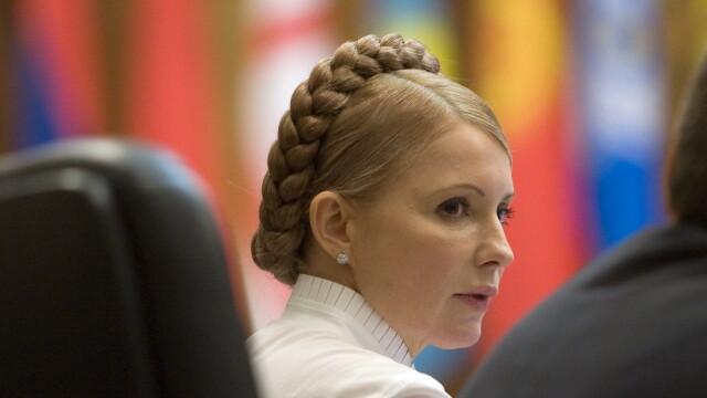 Parlamentul din Ucraina a respins legile care permit transferul lui Timosenko in strainatate