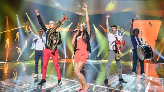 EUROVISION 2012. Mandinga s-a calificat in finala de sambata. Tarile care merg in etapa urmatoare - Imaginea 5