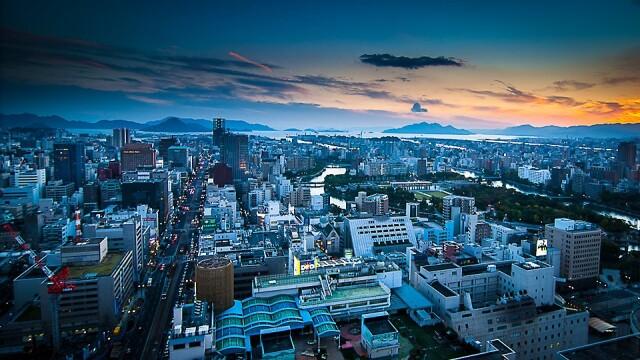 Un oras care a inviat. Cum arata azi Hiroshima, la 67 de ani de la cel mai mare dezastru atomic - Imaginea 4