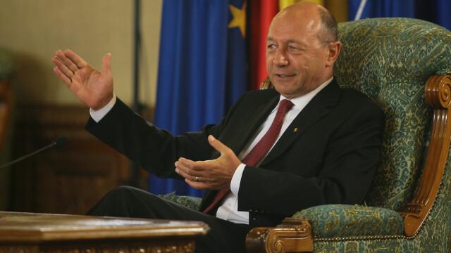 Pe taram american, Basescu si-a admis \