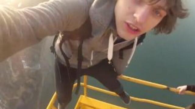Vitaly Raskalov, escaladare pod