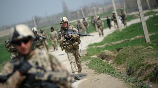Soldati Afghanistan