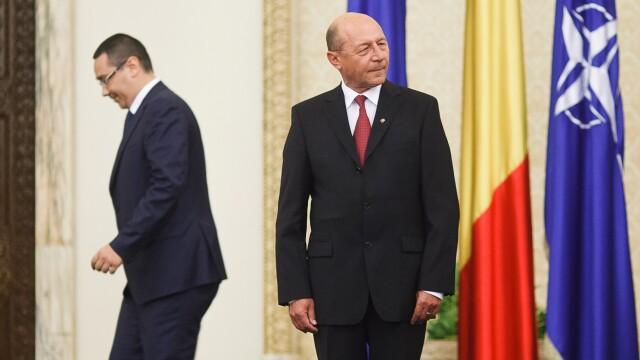 Traian Basescu, inainte de Consiliul European: